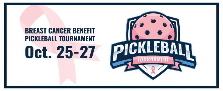 Breast Cancer Benefit Pickleball Tournament