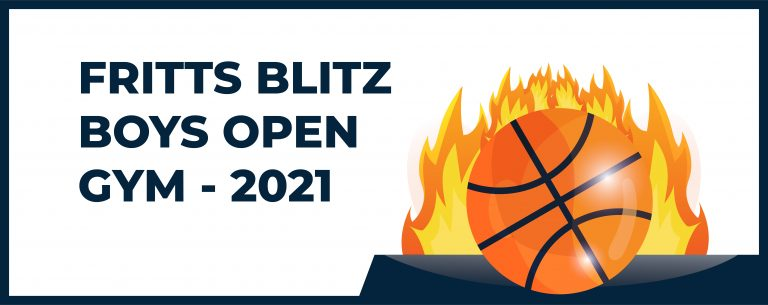 Fritts Blitz Basketball Camp – Open Gym
