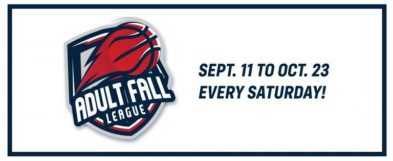 PHBL Adult Saturday Fall League